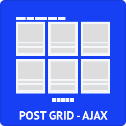 Post Grid Ajax
